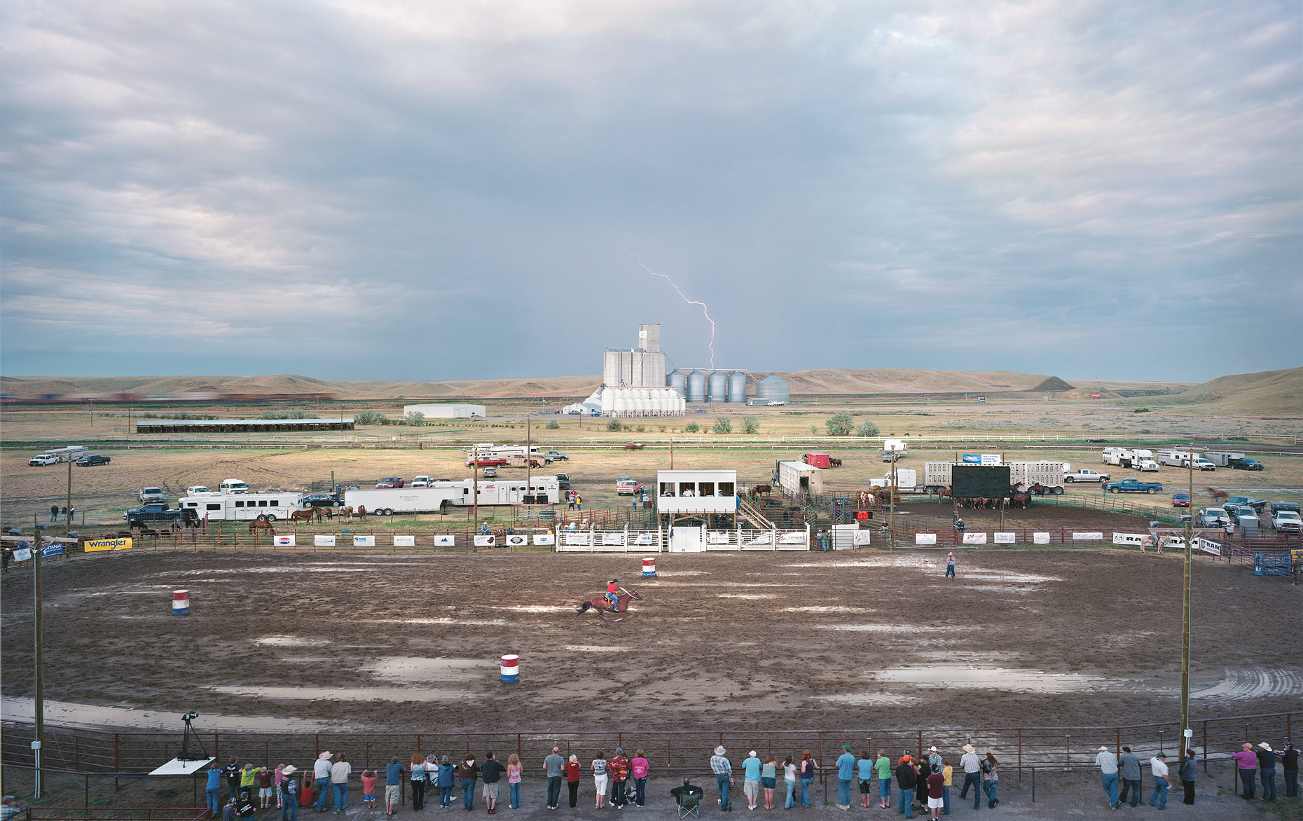 Marias Stampede in Shelby, Montana